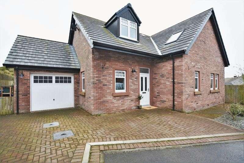 2 Bedrooms Property for sale in Rowangate Hensingham, Whitehaven