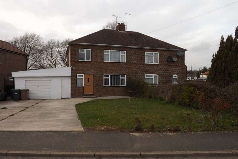 3 Bedrooms Semi Detached House for sale in Kendale Road, Luton, LU4