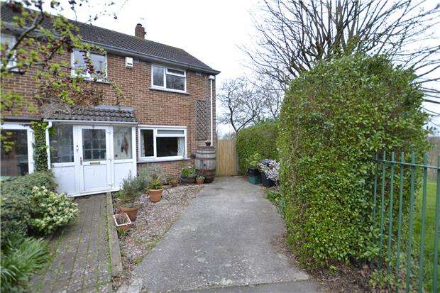 3 Bedrooms End Of Terrace House for sale in Chakeshill Close, Bristol, BS10 6NX