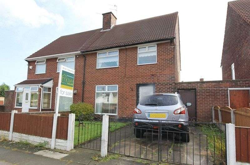 3 Bedrooms Property for sale in Hillfoot Avenue, Hunts Cross, Liverpool, L25