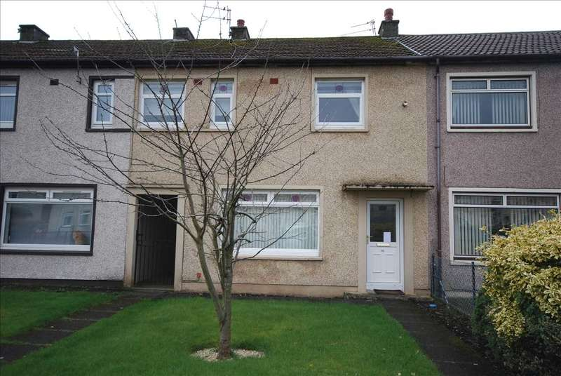 3 Bedrooms Terraced House for sale in Auchenharvie Road, Saltcoats