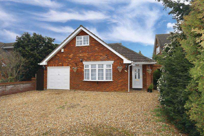 3 Bedrooms Detached House for sale in Totternhoe Road, Eaton Bray