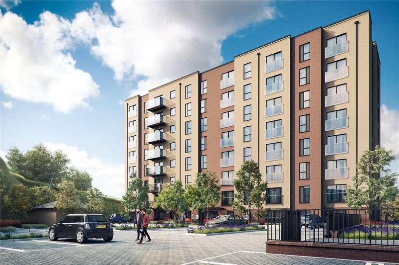 1 Bedroom Apartment Flat for sale in Griffin Court, Saxon Square, Kimpton Road, Luton, Bedfordshire, LU2
