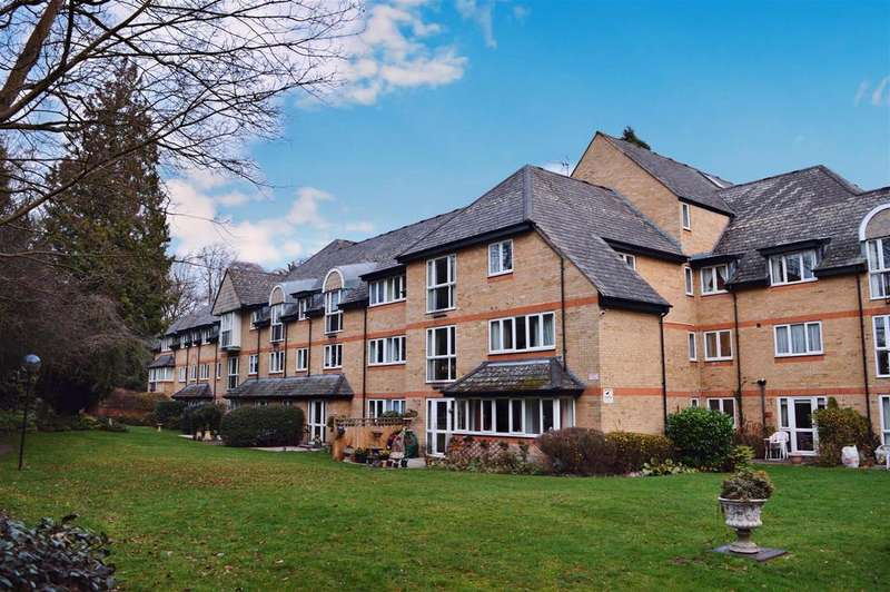 2 Bedrooms Retirement Property for sale in Hendon Grange, Stoneygate, Leicester