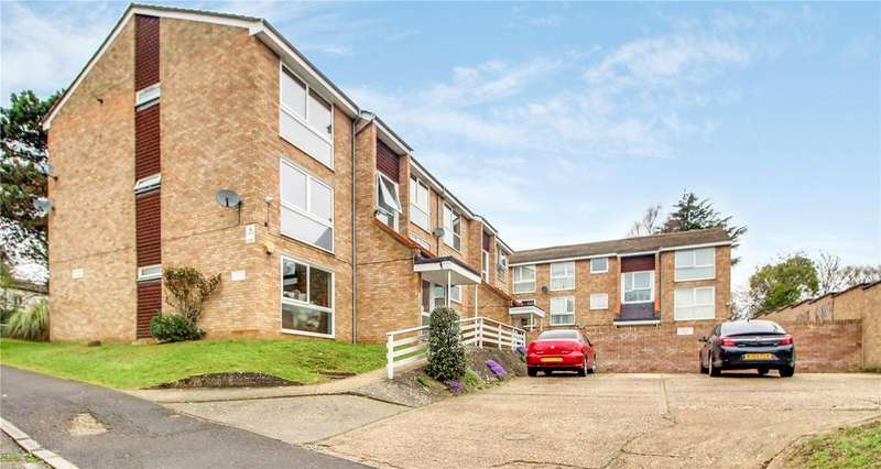 2 Bedrooms Apartment Flat for sale in Josephine Court, Southcote Road, Reading, Berkshire, RG30