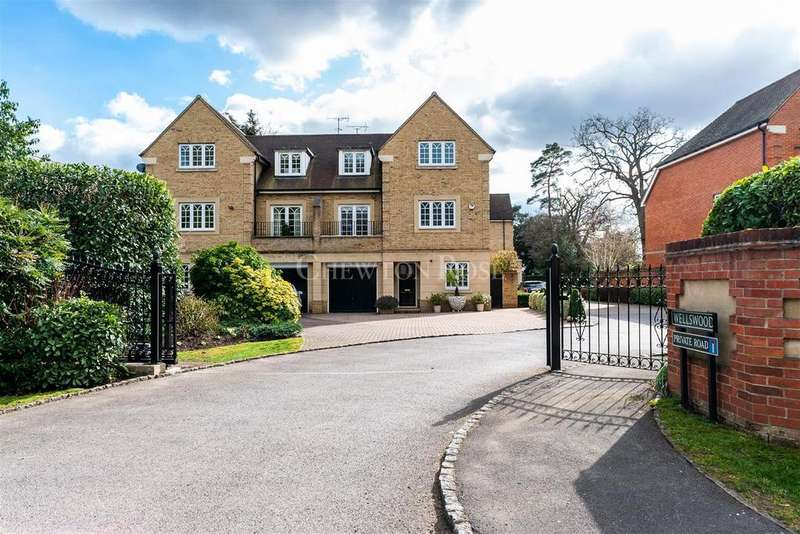 4 Bedrooms Semi Detached House for sale in A stones throw to Ascot High Street.