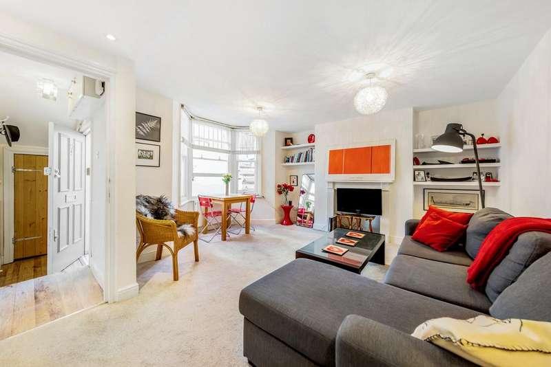 1 Bedroom Flat for sale in Averill Street, Hammersmith, London, W6