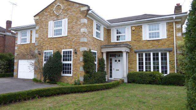 5 Bedrooms Detached House for rent in WARGRAVE BERKSHIRE RG10