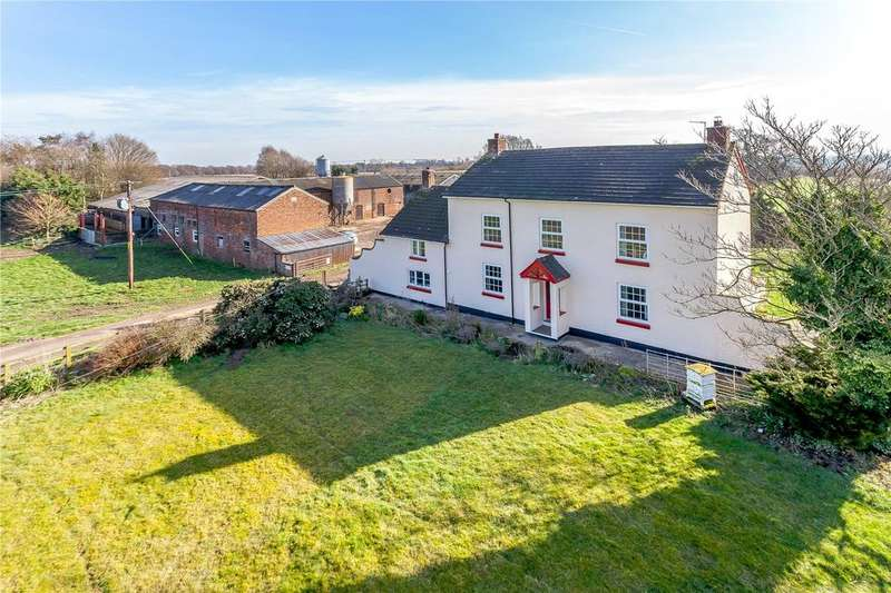 5 Bedrooms Farm Commercial for sale in Clay Lane, Marton, Winsford, Cheshire