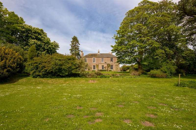 6 Bedrooms Detached House for sale in The Old Manse, The Bow, Coldingham, Berwickshire