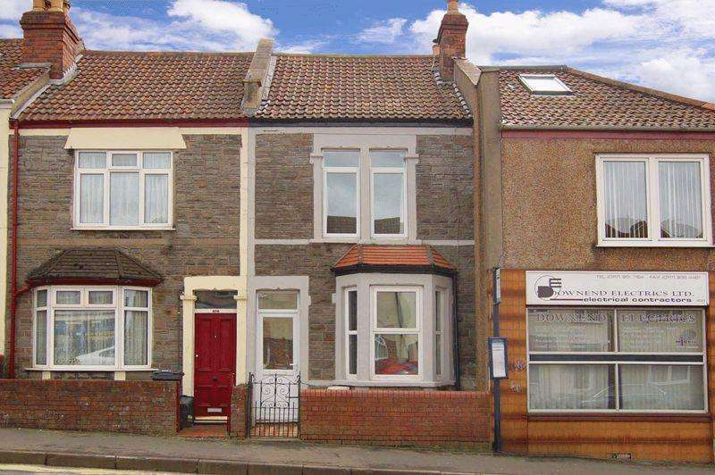 2 Bedrooms Terraced House for sale in Whitehall Road, Bristol, BS5 7BU
