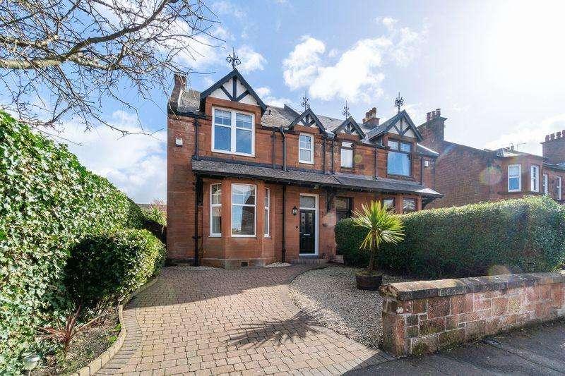 3 Bedrooms Semi-detached Villa House for sale in 1 Fothringham Road, Ayr, KA8 0EY