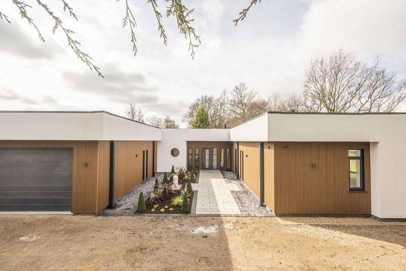 4 Bedrooms Detached Bungalow for sale in Norwich Common, Wymondham