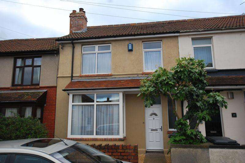 3 Bedrooms Terraced House for sale in Toronto Road, Bristol