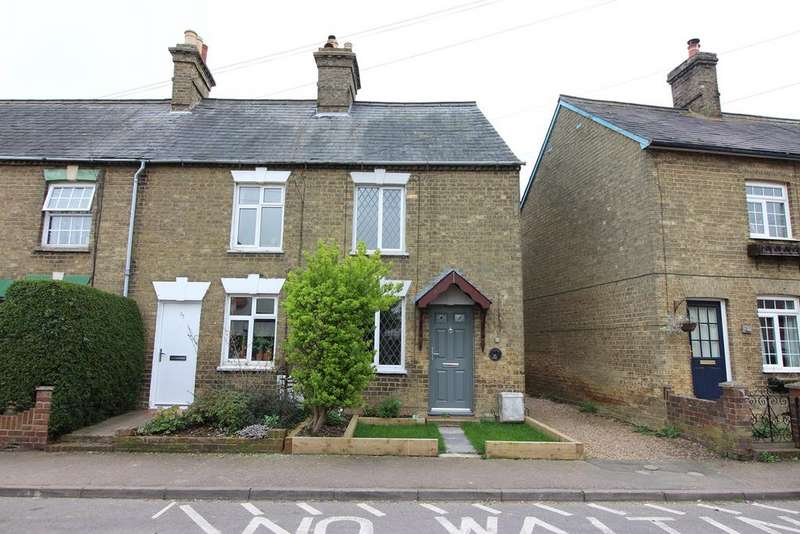 2 Bedrooms Cottage House for sale in High Street, Meppershall, SG17