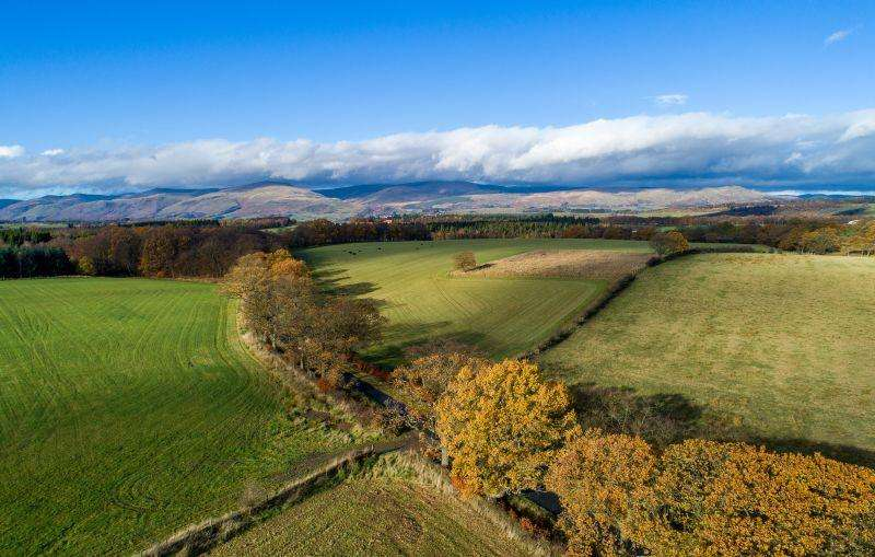 Land Commercial for sale in Land at Shieldbank Farm, Saline, Fife KY12