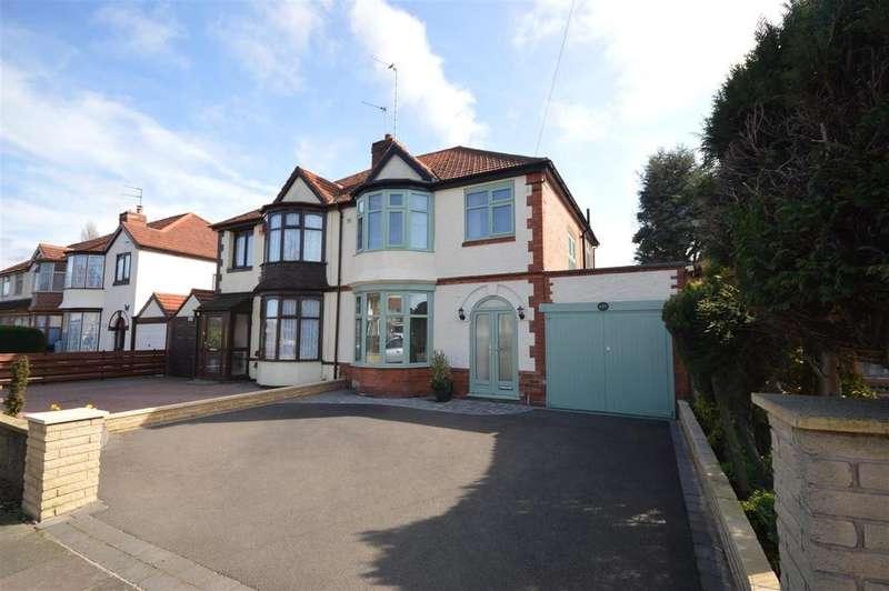 3 Bedrooms Semi Detached House for sale in Tile Cross Road, Birmingham