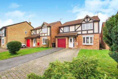 4 Bedrooms Detached House for sale in Field View Drive, Downend, Bristol, South Gloucestershire