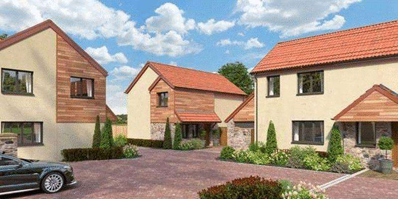4 Bedrooms Detached House for sale in Exclusive new home in Congresbury