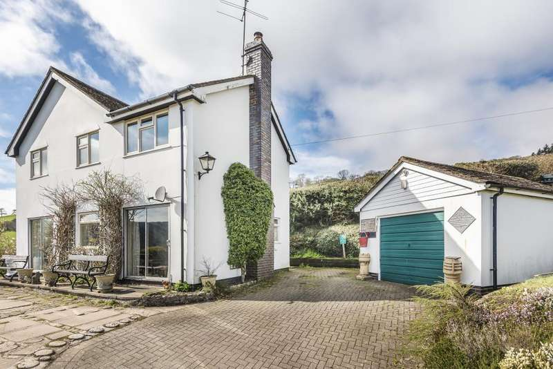 4 Bedrooms Detached House for sale in Mutton Dingle, New Radnor, Powys, LD8