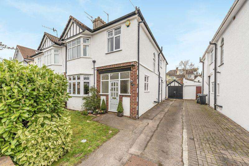 4 Bedrooms Semi Detached House for sale in Reedley Road, Bristol