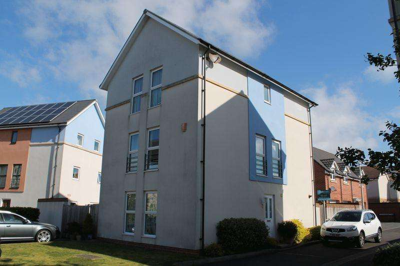 5 Bedrooms Town House for sale in Guillemot Road, Portishead