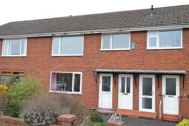 2 Bedrooms Apartment Flat for sale in Shepherd Road, St Annes