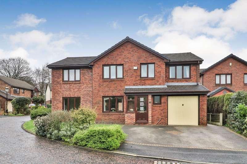 5 Bedrooms Detached House for sale in Sorrel Drive, Littleborough, OL15 8RU