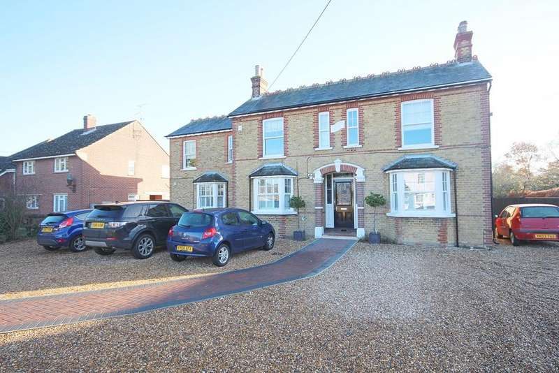 6 Bedrooms Detached House for sale in London Road, Braintree, CM77