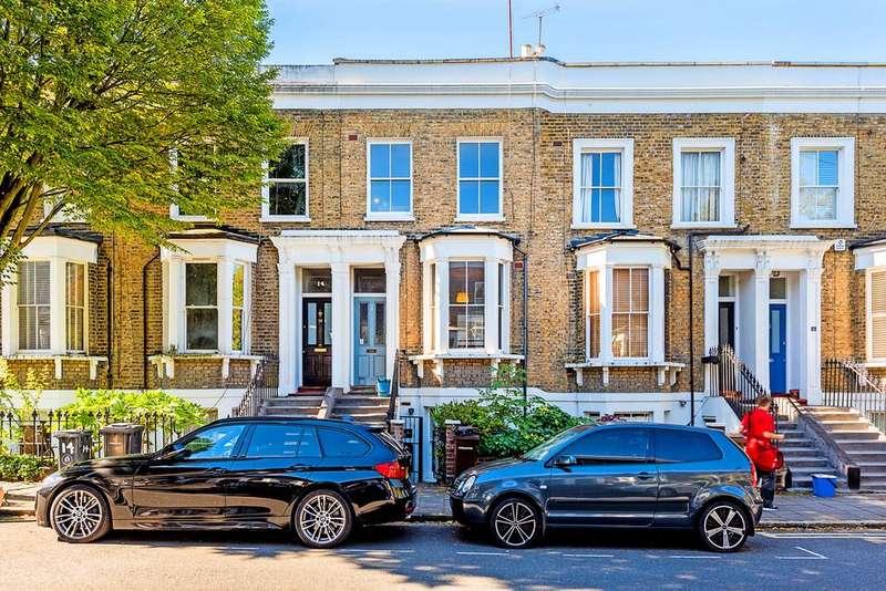 3 Bedrooms Maisonette Flat for sale in Poole Road, London