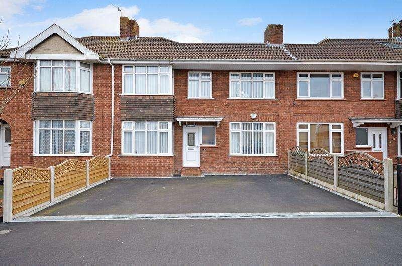 3 Bedrooms Terraced House for sale in Westward Road, Uplands, Bristol