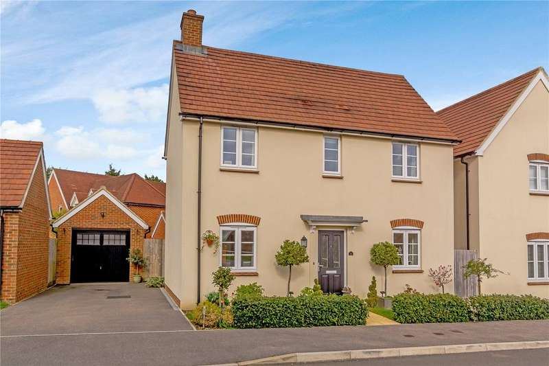 2 Bedrooms Detached House for sale in 22 Harrow Drive, Headley, Thatcham, Berkshire, RG19