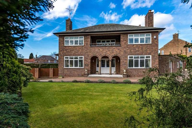 4 Bedrooms Detached House for sale in Walton Road, Dentons Green, St. Helens