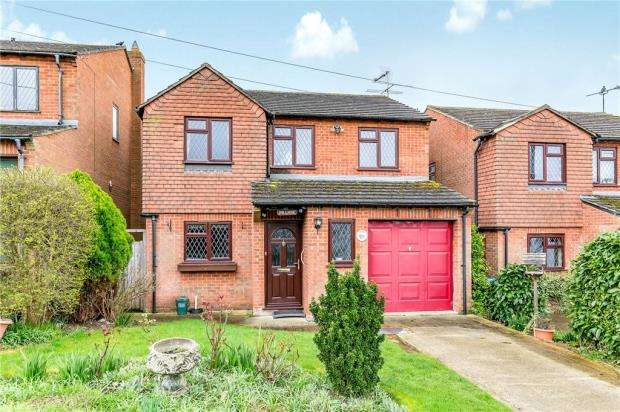 4 Bedrooms Detached House for sale in Chaloners Hill, Steeple Claydon, Buckingham