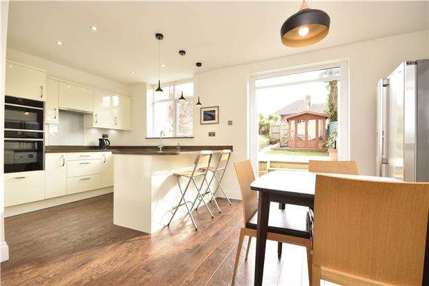 3 Bedrooms Terraced House for sale in Sylvia Avenue, Knowle, Bristol, BS3 5BY