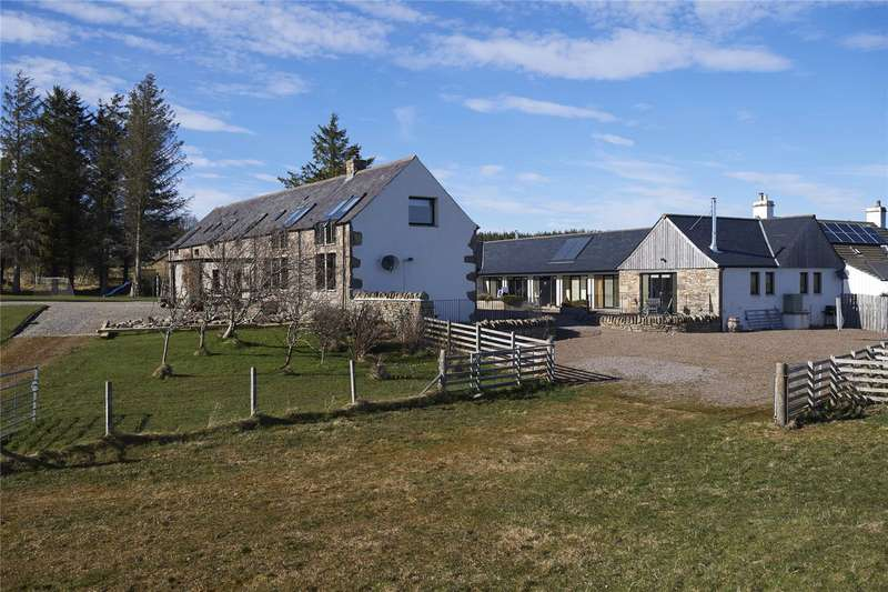 4 Bedrooms Detached House for sale in Gask House, Farr, Inverarnie, IV2