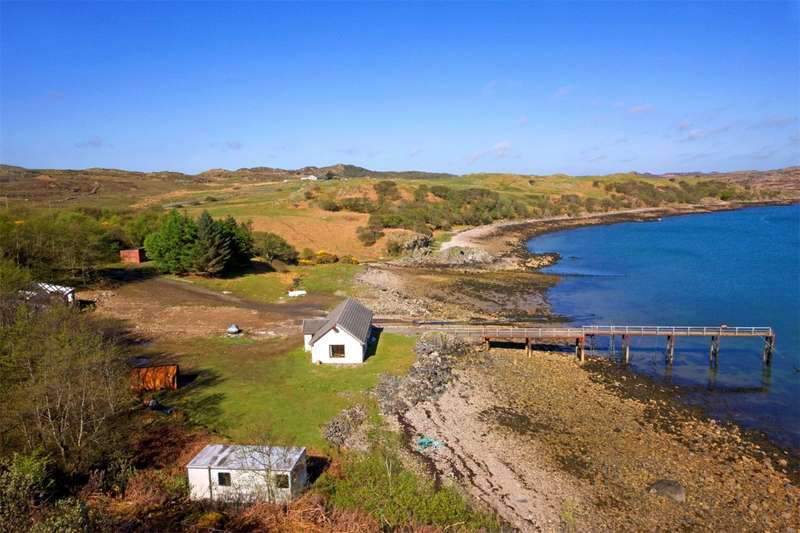 1 Bedroom Detached House for sale in Bendoran - Lot 2, Shore Cottage, Bunessan, Isle Of Mull, PA67