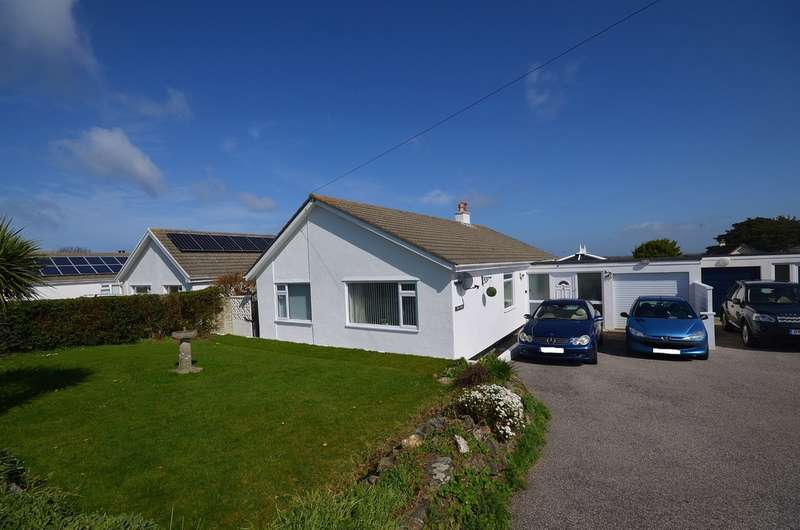 3 Bedrooms Detached Bungalow for sale in Trevaunance Close, St. Agnes