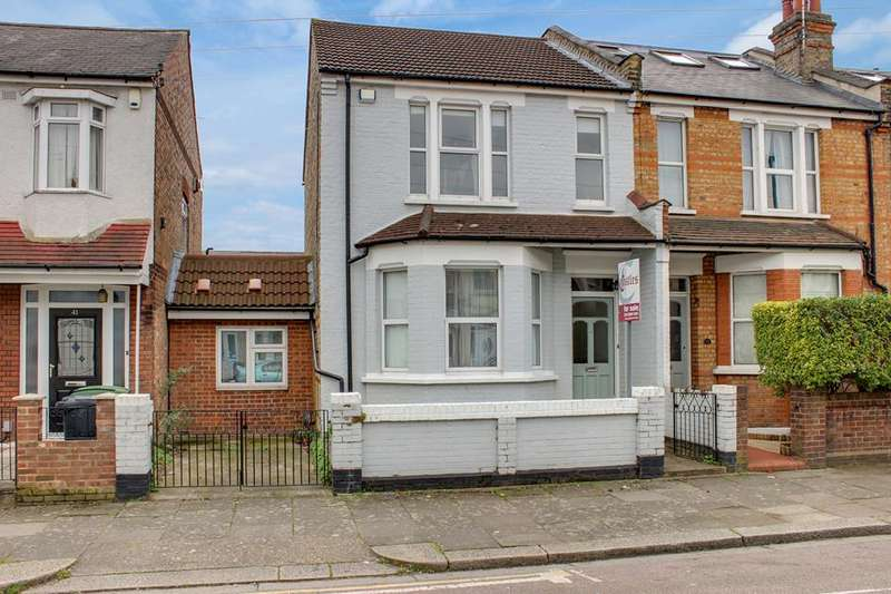 4 Bedrooms Property for sale in Homecroft Road, Wood Green, London, N22