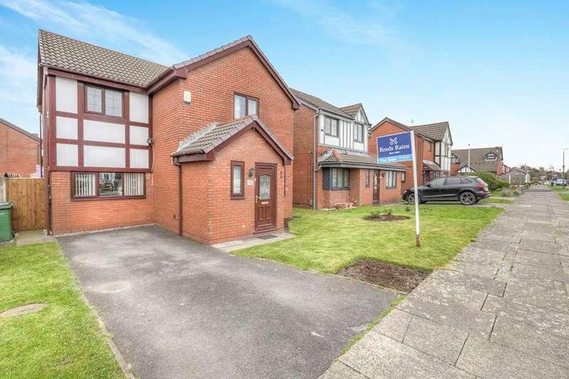 5 Bedrooms Detached House for sale in Birkdale Road, Reddish, Stockport, SK5