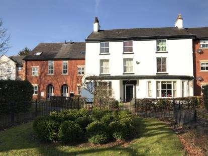 1 Bedroom Flat for sale in Wharton Hall, Wharton Road, Winsford, Cheshire