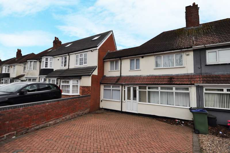 4 Bedrooms Terraced House for sale in Wolverhampton Road, Oldbury, B68
