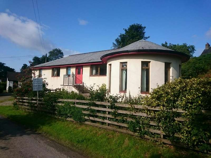 3 Bedrooms Detached Bungalow for sale in The House On The Green Slockavullin by, Lochgilphead, PA31 8QG