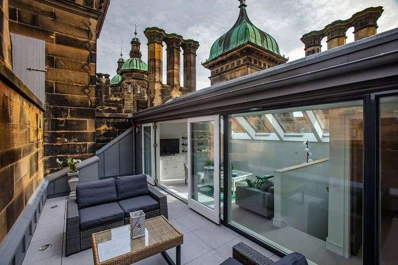 3 Bedrooms Penthouse Flat for sale in S01 - Donaldson's, West Coates, Edinburgh, Midlothian