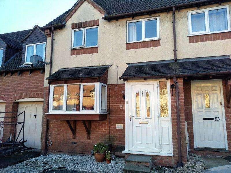 3 Bedrooms Terraced House for sale in Grange Close, Bradley Stoke