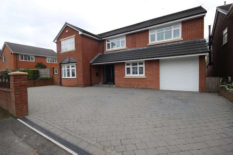 4 Bedrooms Detached House for sale in The Moorings, Worsley