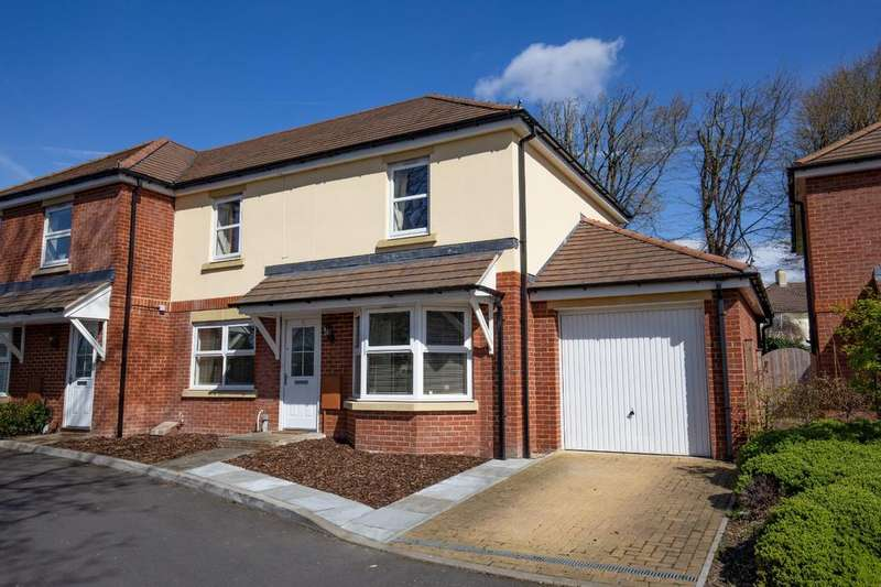 3 Bedrooms Semi Detached House for sale in Duckett Fields, Bristol, BS9