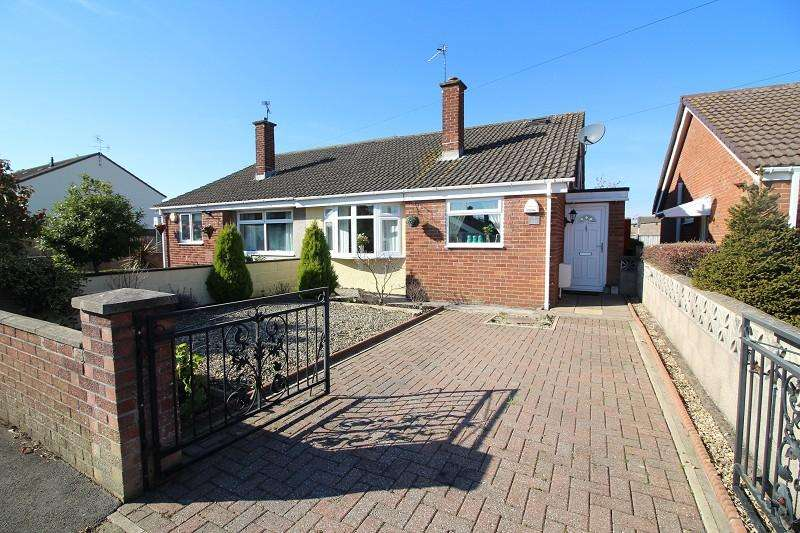 3 Bedrooms Semi Detached House for sale in Dunlin Avenue, Caldicot