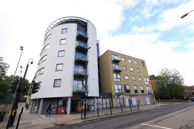 2 Bedrooms Apartment Flat for sale in Equinox Building, Douglas Path, London, E14