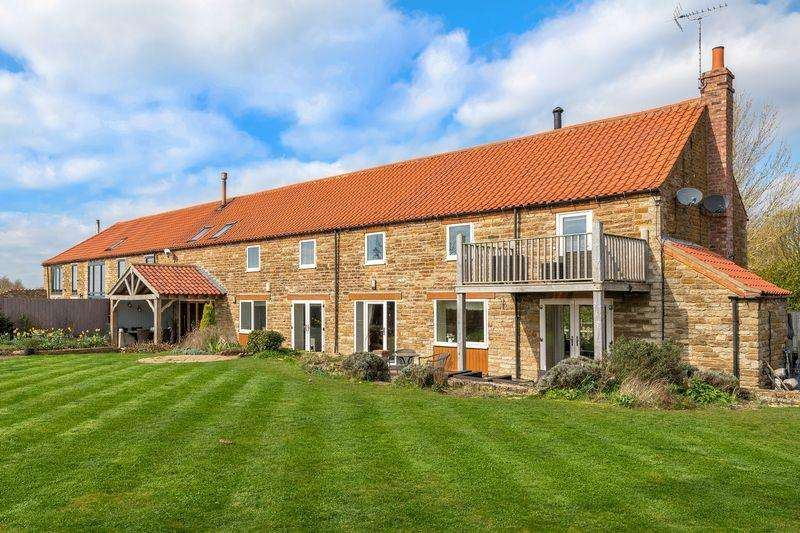 4 Bedrooms Barn Conversion Character Property for sale in Barn Conversion - North Carlton